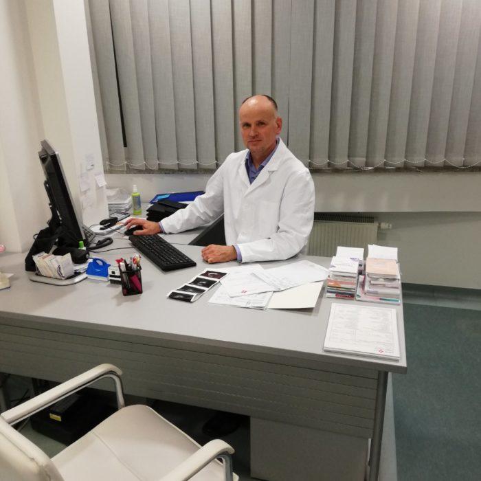 dr. Vaso Žarkić urolog