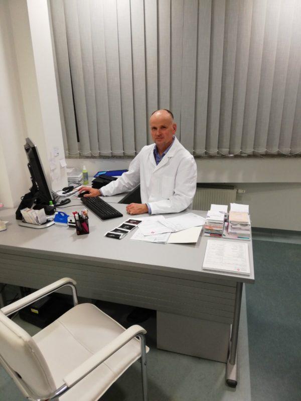 Dr. Vaso Žarkić, specijalist urolog